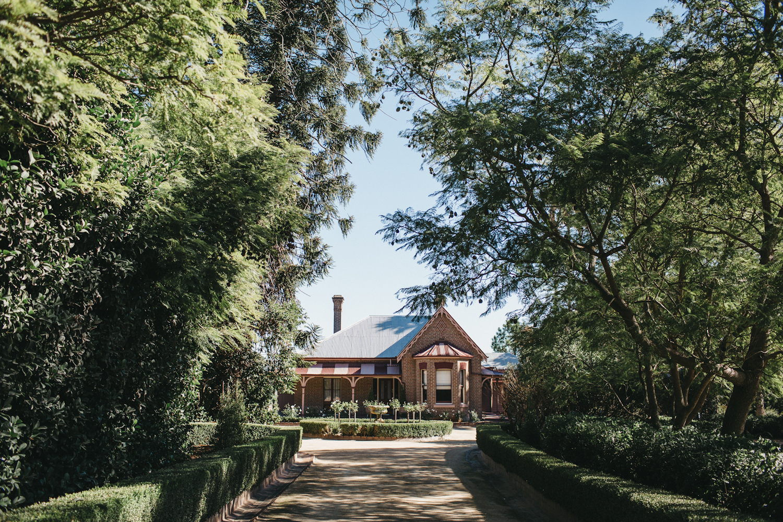 Burnham Grove Wedding