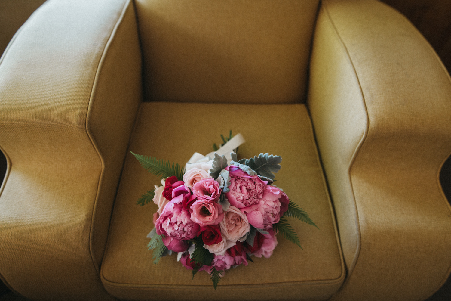 Mel's Flowers for her wedding in Mudgee
