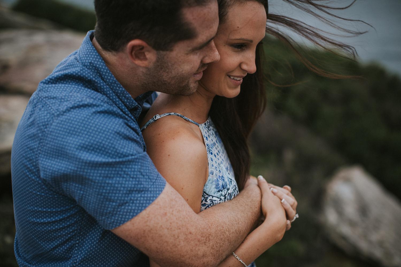 Royal national park Sydney wedding photo's
