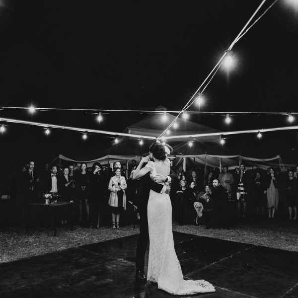 JESS + JEFF  { DIY WEDDING }