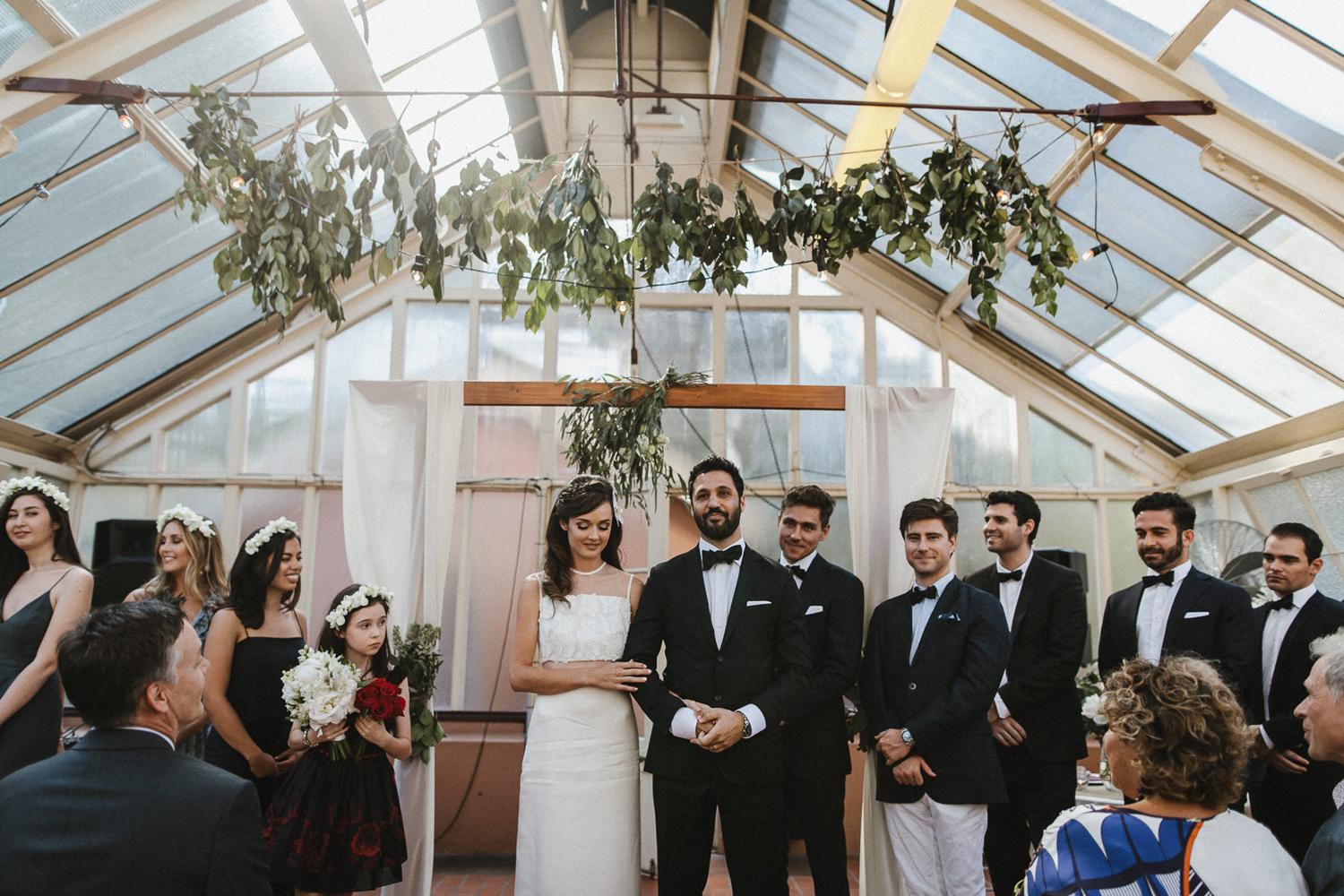 palm house wedding sydney