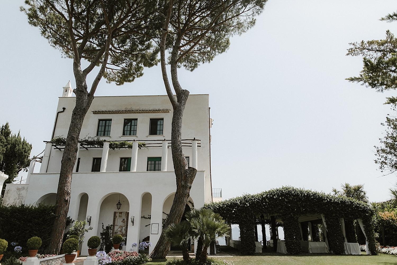 Villa Eva wedding amalfi coast wedding photographer