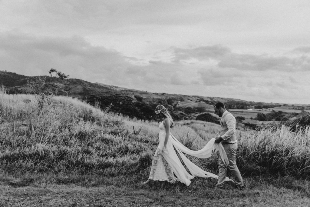 Shangri la Fiji Destination Wedding