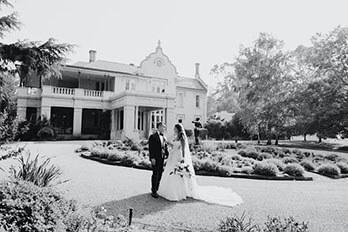 hopewood house wedding