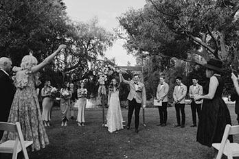 Glen Ewin Wedding